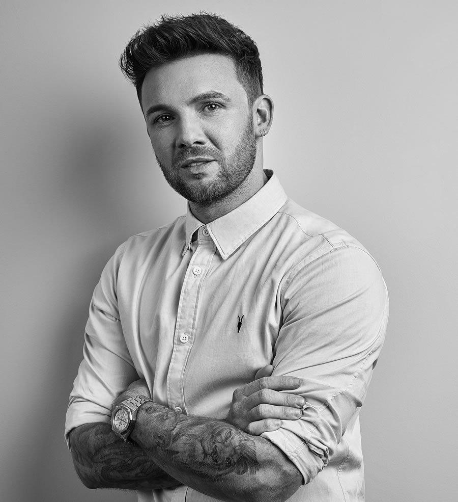 Jamie Stevens Celebrity Hairdresser London Jamie Stevens Hair